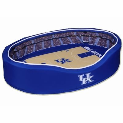 Kentucky Wildcats Basketball Arena Pet Bed. OMG, Diesel has to have one!!!
