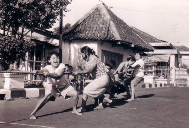 Hunting Lomba Tarik Tambang 17'an