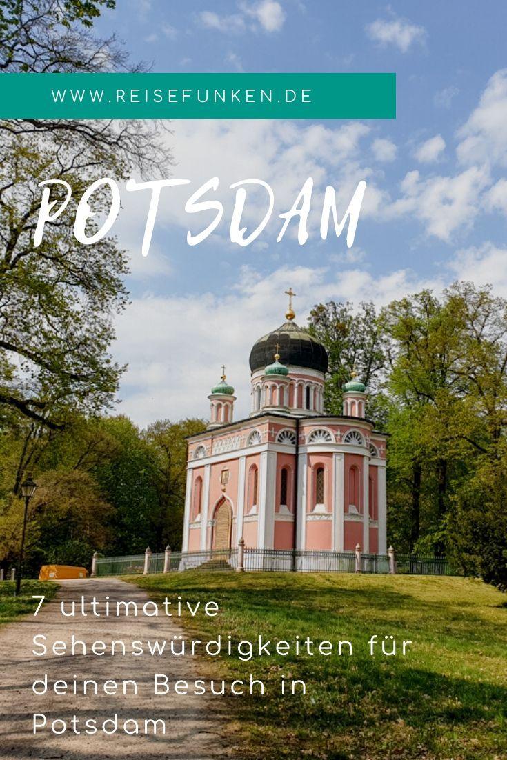 Potsdam Stadtereise Mit Italienischem Flair In Brandenburg In 2020 Potsdam Stadtereisen Reisen