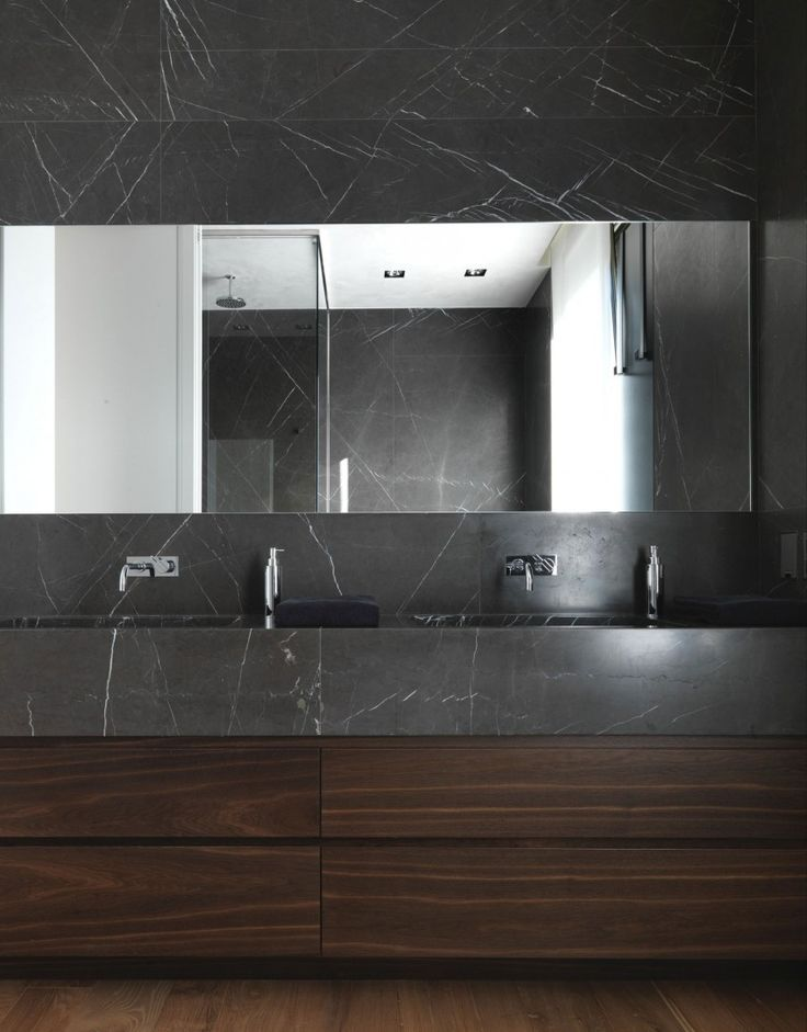 25 best ideas about black marble on pinterest marble - Black and beige bathroom ...