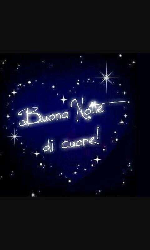 Buona notte di ♡