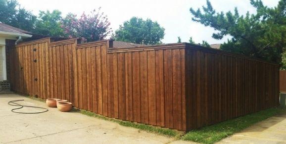 8 Refined Garden Fence On Sale Ideas In 2020 Backyard Fences Fence Design Easy Fence