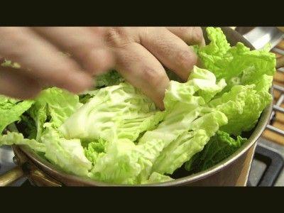 Zuppa di verza e patate: Ricette Cucina Vegetariana  | Cookaround