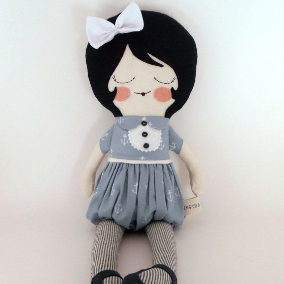 5 Handmade Dolls Too Amazing to Resist | My Daily Bubble