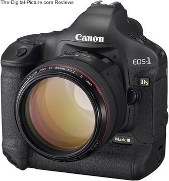 Canon EOS 1Ds Mark III Digital SLR Camera Review