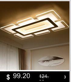 Новый Топ современные светодиодные кулон люстра свет для столовой гостиная ресторан кухня подвеска люстр светильники AC85 265V купить на AliExpress