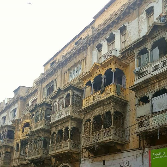 Dawn Weekly Project: Topic 'Old City' Hashtag: #DWPoldcity Photo of old buildings along Burns Road in #Karachi, submitted by @naeema_yahya.  Take a walk down some old city area and re-live the past. Send us your pictures this week by tagging them with #DWPoldcity. The best pictures will be featured on our Instagram account as well as our website dawn.com.  Deadline: Nov 20, 2016.  #dawndotcom #oldcity #past #architecture #weeklyproject #dawnweeklyproject #Pakistan #travel #burnsroad