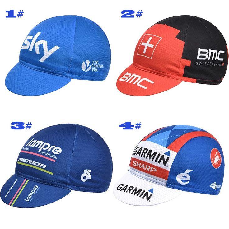 Sport MTB riding wear Men male Roupa Ciclismo Cycling Bike Bicycle Cap BMX hat Cycling caps Headwear 59styles