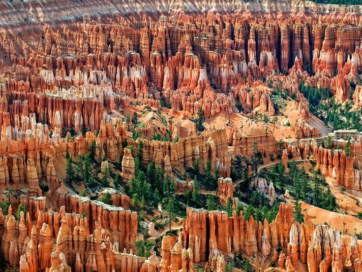 The United States has no shortage of beautiful places, whether it's epic national parks or charming small towns. But there are some spots that tend to saturate your memory more than others—places so vivid, it almost seems like they have a permanent filter.