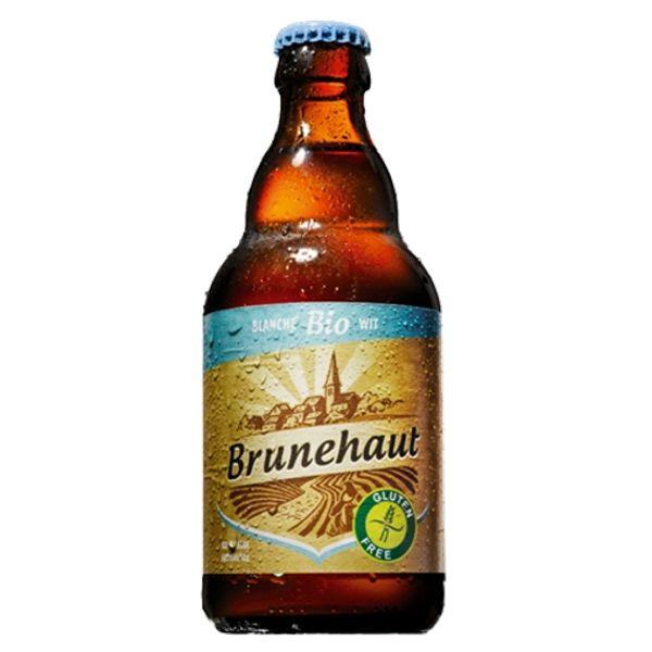 Birra Artigianale Brunehaut Bio Blanche Gluten Free - Brunehaut - Cantina della Birra