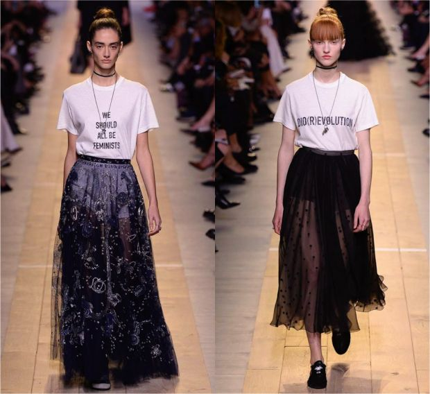 Maria Grazia Chiuri e a nova era feminista da Dior - Fashionismo