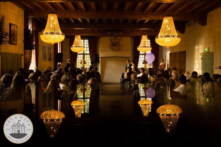 #Bruidsfotografie en #trouwen bij een #kasteel Wijenburg - #kasteelwijenburg