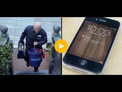 Domótica, abrir la puerta de casa con tu iPhone - http://www.actualidadiphone.com/2014/10/18/domotica-abrir-la-puerta-de-casa-con-tu-iphone/