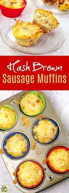 This Hash Brown Saus This Hash Brown Sausage Muffins recipe is perfect for make ahead for weekday breakfasts. Click to get this easy breakfast recipe that will appeal to both kids and parents because its made with eggs chorizo cheese and vegetables. Can be frozen and reheated for later. Its also naturally gluten free and makes a nutritious after school snack. Recipe : http://ift.tt/1hGiZgA And @ItsNutella  http://ift.tt/2v8iUYW  This Hash Brown Saus This Hash Brown Sausage Muffins recipe…