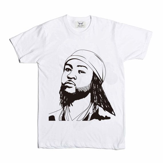 Party Next Door PartyOMO White Tee by BabesnGents on Etsy // www.etsy.com/ca/listing/243876369/party-next-door-partyomo-white-tee