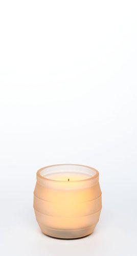 """4"""" Origins Glass Jar w/ Programmable Timer, Tan"""