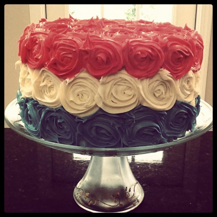 memorial day cake decorating ideas