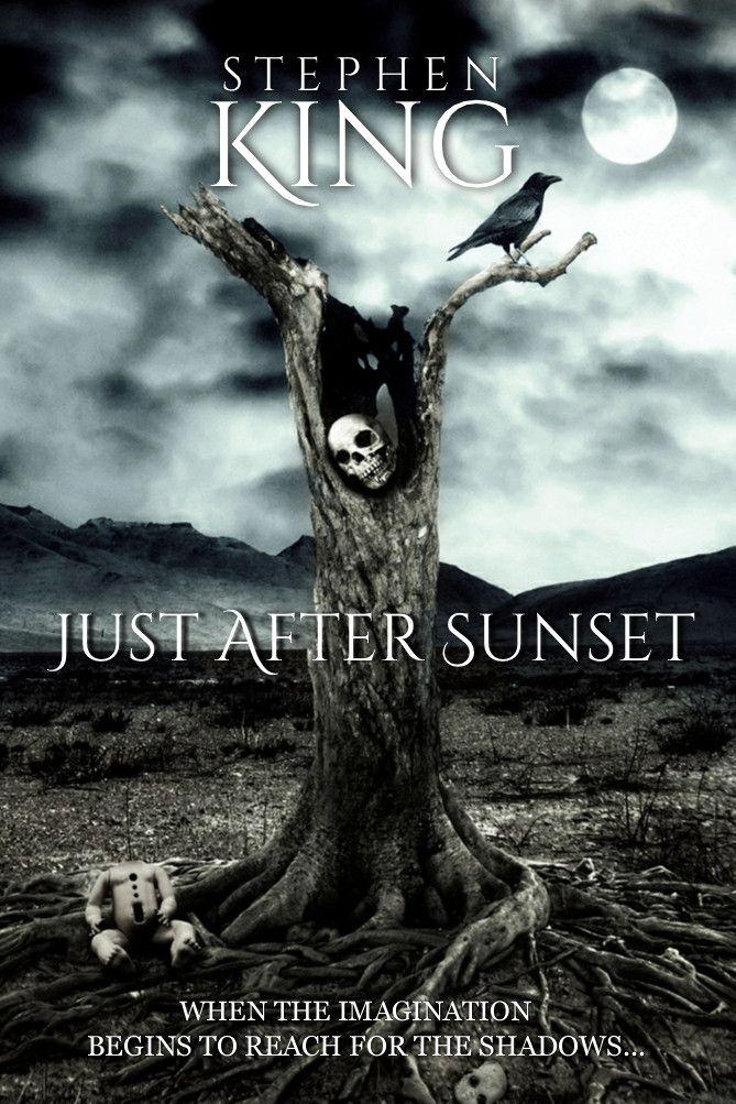 "Stephen King ""Just After Sunset"""