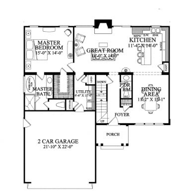 1000 images about small house retirement house on for Small retirement house plans