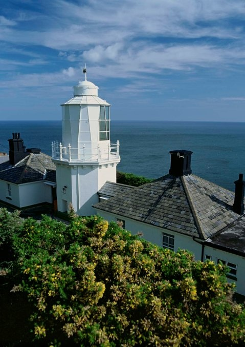 Whitby Lighthouse ©Natural England . We have had a holiday in this lighthouse cottage.