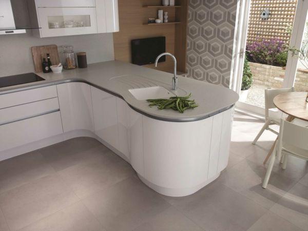 67 besten Küche Möbel - Kitchen DESIGNS u2013 neueste Trends bei der - kche mit esstisch