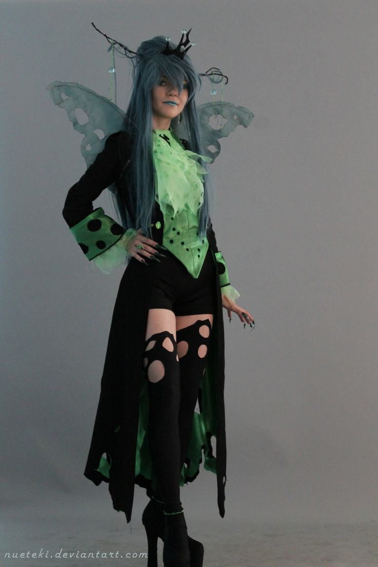 15 best Green Hair Cosplay images on Pinterest