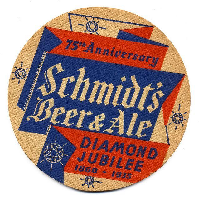 Schmidt's Beer & Ale,  C. Schmidt & Sons, Inc.,   Philadelphia, PA