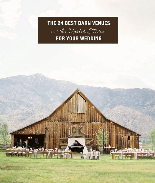 How many of you caught our list of the Top 26 Coolest Wedding Venues in the US?The response to that feature was pret-ty overwhelming (in only the best of ways, of course!), so we thought we'd drill in a little on this topic of venues and share our picks for the Top 24 US Barn […]