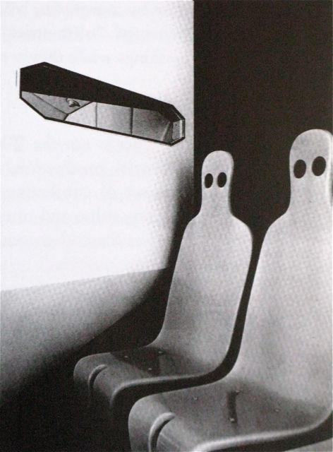 spooky chairs