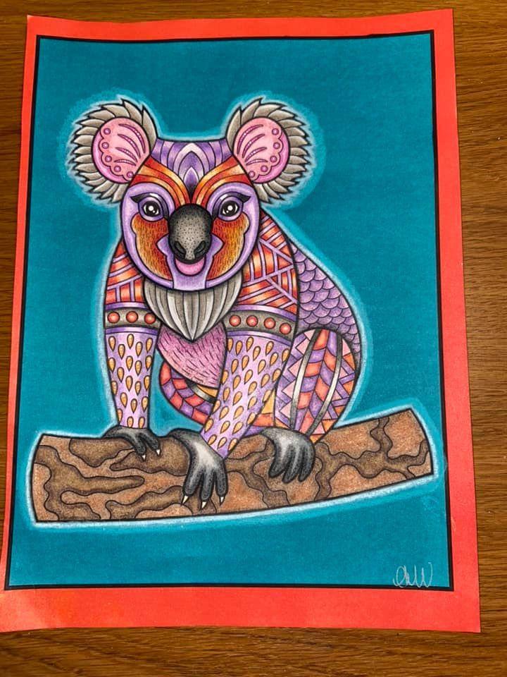 100 Animals Coloring Book Digital Edition Animal Coloring Books Coloring Books Animal Coloring Pages