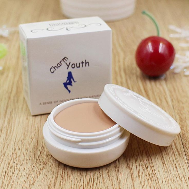 [Visit to Buy] Maquiagem Profissional Women Base Foundation Makeup Face Concealer Cream Waterproof Corretivo Fond De Teint 4 Color #Advertisement