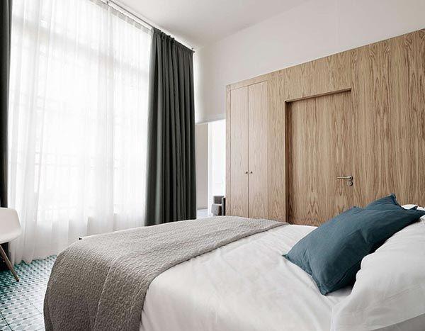 Karakteristiek slaapkamer ontwerp | HOMEASE