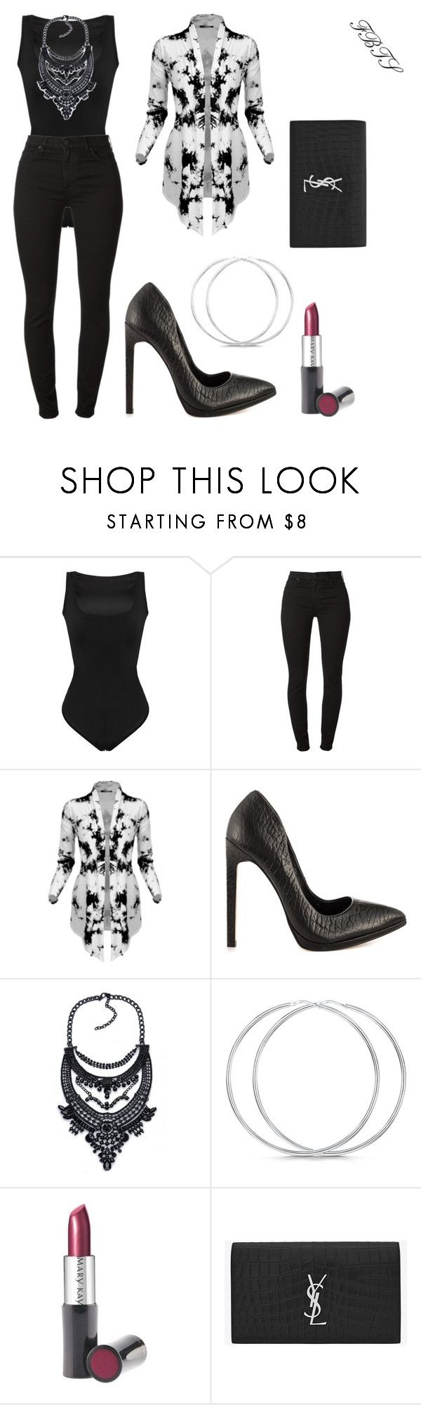 """""""Always Shine"""" by flybeyondtheskies ❤ liked on Polyvore featuring ALDO, Mary Kay and Yves Saint Laurent"""