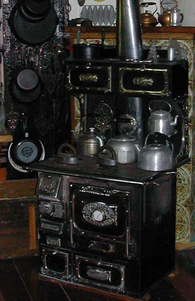 105 Best Images About Victorian Cooking Stoves On