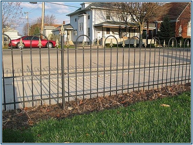 Immoderate Faux Stone Fence Panels