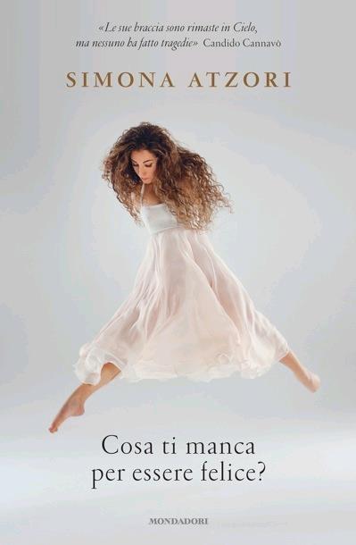 Simona Atzori, Italian artist and dancer who was born in Milan