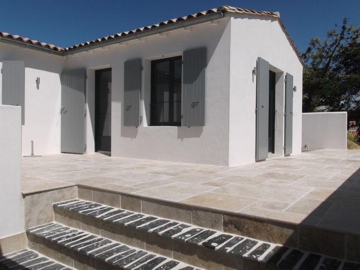 Villa domino 150m de la plage saint georges d 39 ol ron - Villa charente maritime avec piscine ...