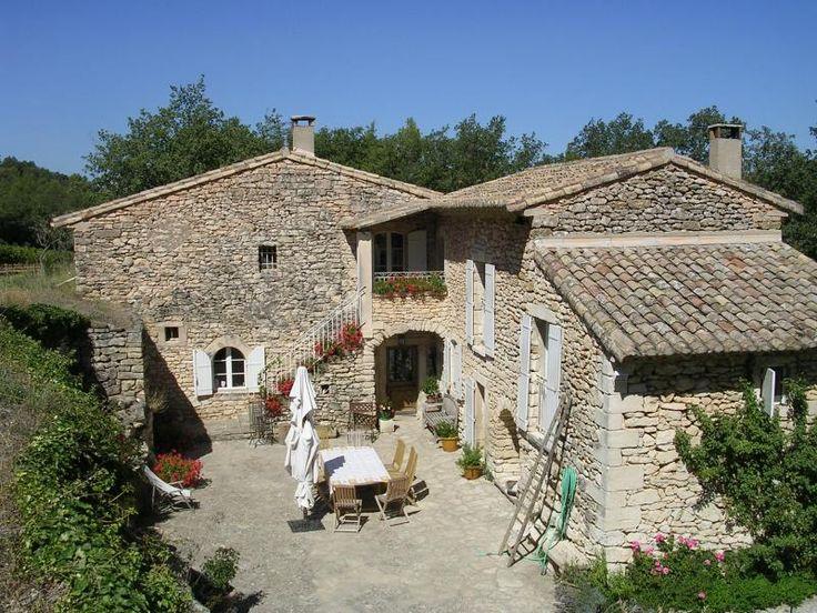 1000 images about la maison provence on pinterest - Photo de mas provencal ...