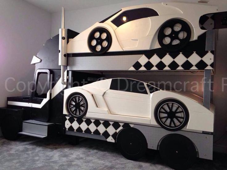 this awesome car design bunk bed is one of the best