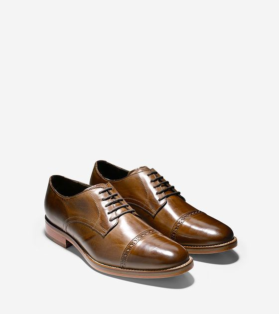 Preston Cap Toe Oxford · Cole HaanPrestonParty OutfitsShoes ...