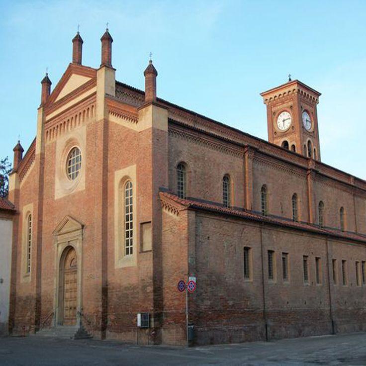 Chiesa di Santa Maria di Castello ad Alessandria - Info su storia, arte, liturgia e devozione sul sito web del progetto #cittaecattedrali