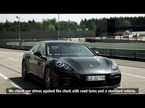 UPDATED: 2017 Porsche Panamera Turbo Sets 7:38 'Ring Time: Fastest Luxury Sedan - autoevolution for Mobile