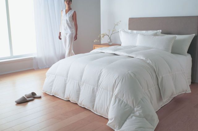 how to make duck feather pillows not smell