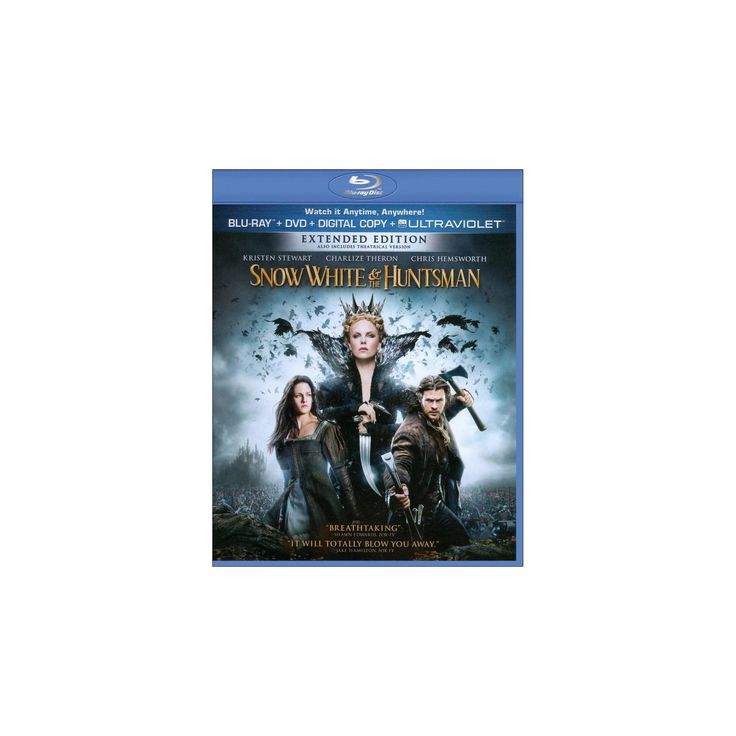 Snow White and the Huntsman (2 Discs) (Blu-ray/Dvd)