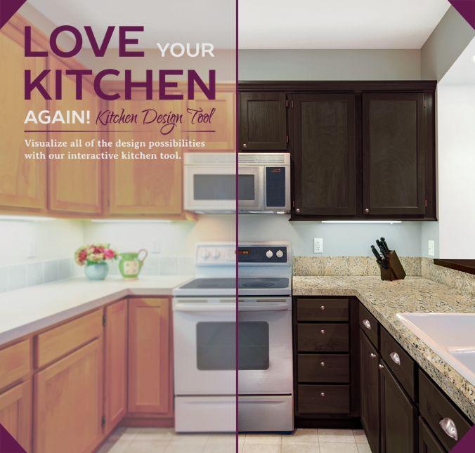 Die 7 besten Bilder zu Kitchen auf Pinterest | Schränke Streichen ...