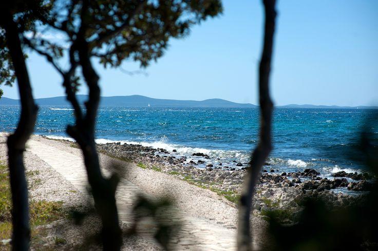 unique landscape at the Falkensteiner Resort Punta Skala