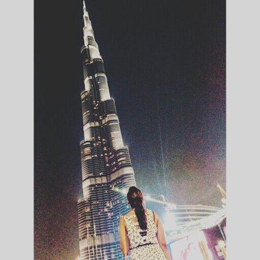 Dream Big ☀   Burj Khalifa, Dubai