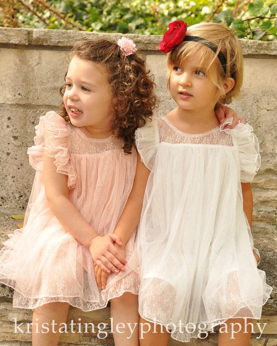 The Melanie Flower Girl Lace Dress, made for girls, toddlers, infants, ages 2T,3T,4T,5T,6