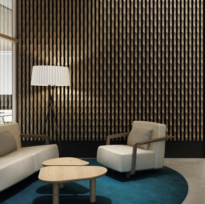 Get to Know Laudescher and Their Amazing Architectural Wall Panels – Daily Design News