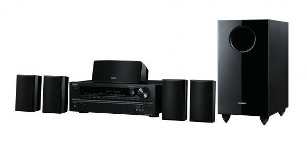 Onkyo HT-S3705 : Ensemble Home Cinema 5.1, Bluetooth, HDMI 2.0, DSD...